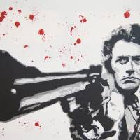 Dirty Harry Art Prints & Posters by Erik Pinto