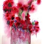 """""""Floral Abstract #3"""" by FASIARTS"""