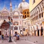 """Piazza di San Marco"" by Lwiedemer"