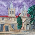 """San Felipe De Neri Parish"" by PaulC"