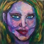 """aura self portrait"" by dk206607"