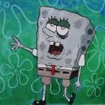 """""""Zombie Sponge Bob"""" by jmoore66"""