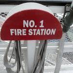 """""""Fire Station No. 1"""" by JenniferStockman"""