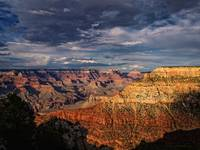 Sunset View Grand Canyon
