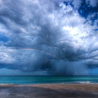 Florida Summer Storm Art Prints & Posters by Simon Rimmington