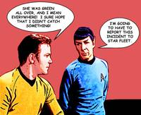 Captain Kirk's Conquest