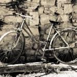 """Old Bike"" by steveni70"