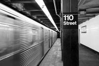 110th Street Subway Station New York, NY