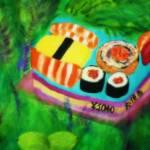 """Lunch at Hokkaido"" by pixelzero"