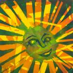 """Face in the Sun"" by PLPartners"