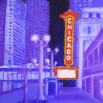 """Chicago Theatre #2"" by LennyGallo"