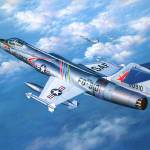 """Starfighter F-104 C"" by luft-art"