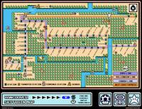 Vancouver Mario 3 Skytrain Map With No Clouds