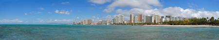 Waikiki Pano By Marc