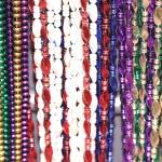 """""""Mardi Gras Beads"""" by DanielleParker"""