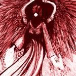 """Hidden Grace RED"" by MayanBu"