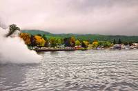 Lake George Fall is Coming