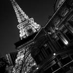 """Fine Art: Eiffel Tower"" by SanjayNayar"