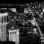 """Night View of Las Vegas"" by SanjayNayar"