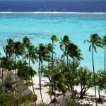 """Bora Bora Beach, Tahiti"" by SanjayNayar"