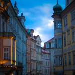 """Prague Lesser Square"" by C_Rivait"