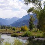 """""""Ridgway and Ouray"""" by maj"""