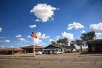 Route 66 - MidPoint Cafe, Adrian Texas