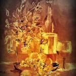 """Vintage wine"" by valzart"