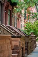 Brownstones on Upper Westside_ New York City_ USA2