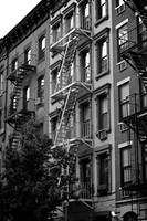 Fire escapes of NY_ New York City_ USA977167257739