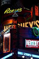 Hershey's Shop in Times Square_ New York City_ USA