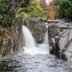 """Rocky Falls, Adirondack Mountains"" by BrendanReals"