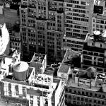 """Rooftops of NY_ New York City_ USA1135847116254410"" by tysonwilliams"