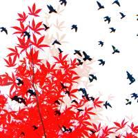 Red Awakening Art Prints & Posters by James Hanlon