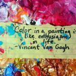 """""""Van Gogh Quote"""" by srzimmartist"""