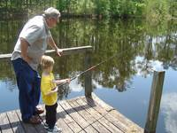 Fishing with Grandpa II