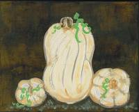 White Pumpkins I
