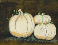 White Pumpkins II
