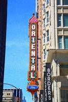 Oriental Theater with