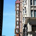 """Oriental Theater with ""Watercolor"" Effect"" by Ffooter"