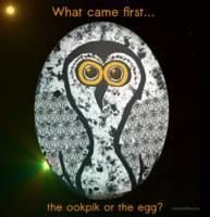 Ookpik or the egg?