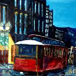 """Nashville Trolley"" by artprint"