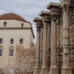 """Grecian Columns"" by JennyHudson"