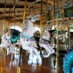 """SEAPORT VILLAGE CAROSEL"" by AZCOYOTE"