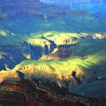 """""""GRAND CANYON SUMMERTIME"""" by AZCOYOTE"""