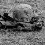 """lost soldier"" by binaryuser"