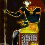 """Egyptian Gods 1"" by SharsImagination"