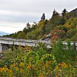 """Linn Cove Viaduct Oct 1st 2011"" by adifferenteyephotography"