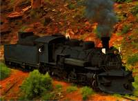 Canyon Train