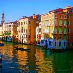 """Venice - Central Canal"" by artstoreroom"